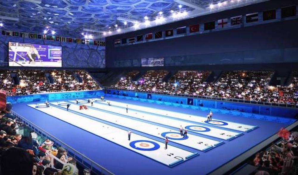 Beijing 2022 Kış Olimpiyatlarında yenilenebilir elektriği kullanılacak