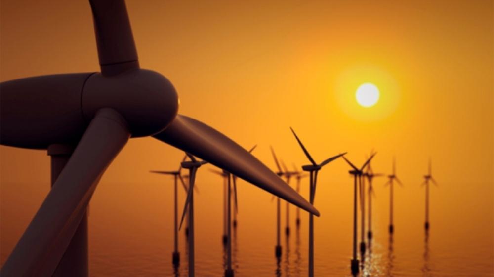 Avrupa'da offshore rüzgar kapasitesi %18 arttı