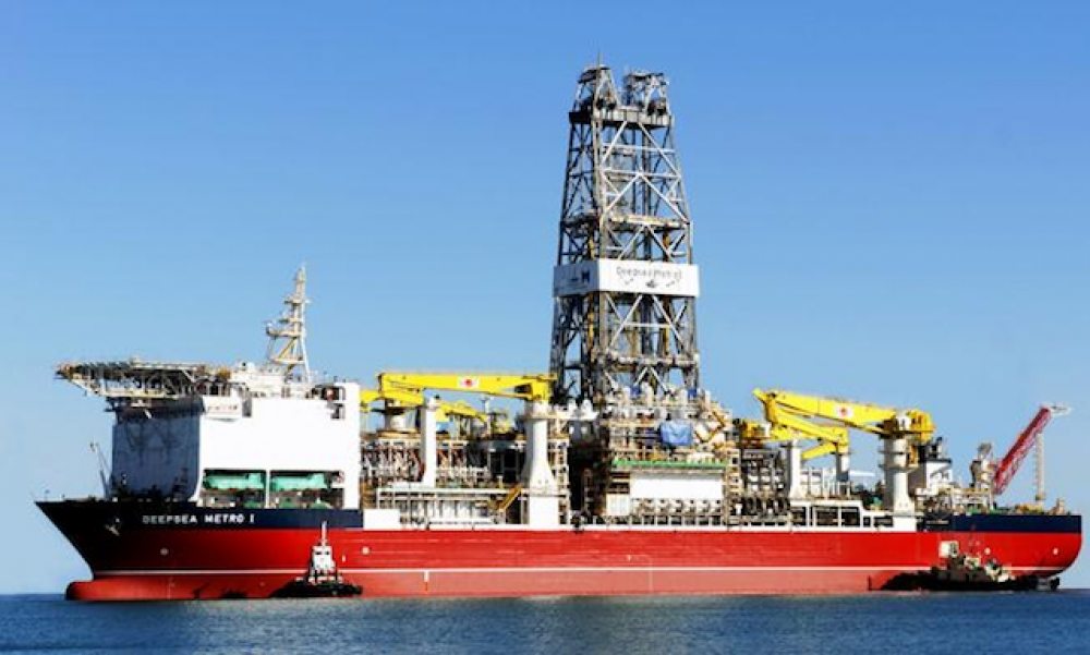 Türkiye'nin 2. sondaj gemisi Akdeniz sularında