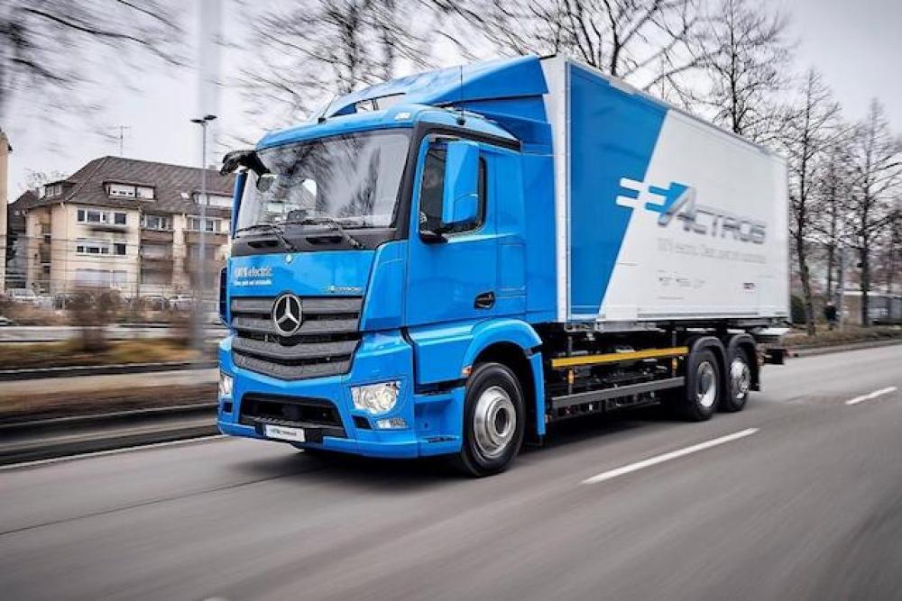 AB yeni kamyonlarda emisyonu %30 kısacak