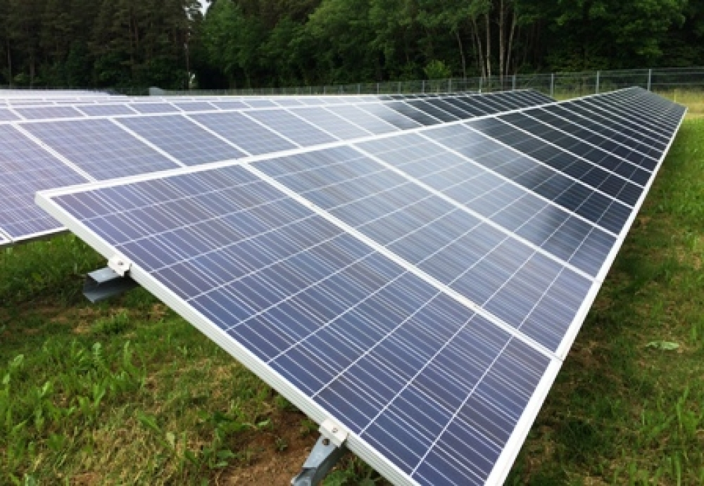 Emsolt Ukrayna'da 11 MW'lık GES kuruyor