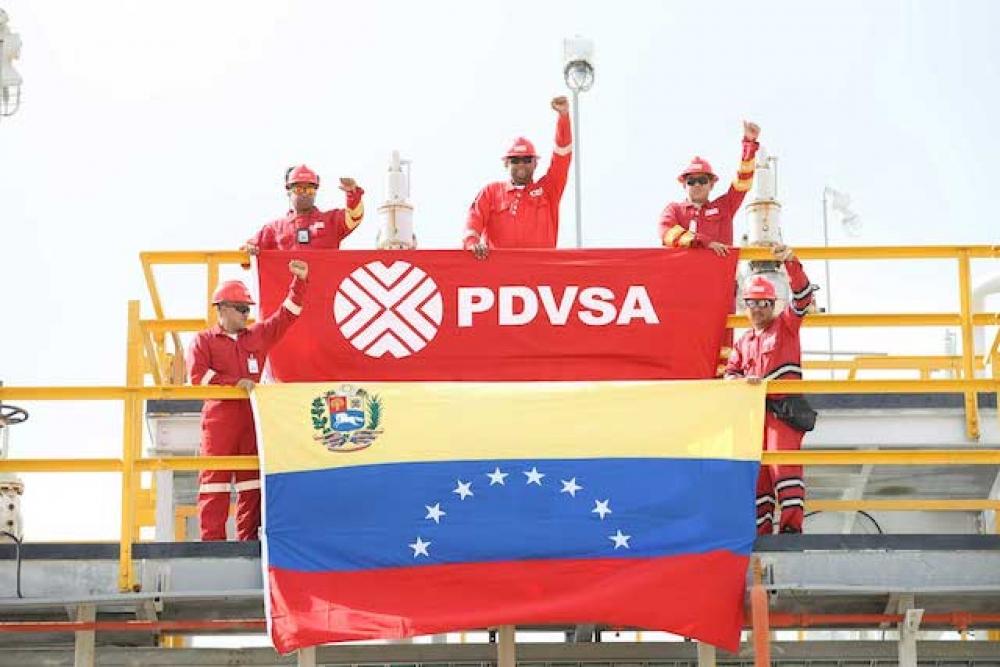 Venezuela PDVSA Avrupa ofisini Rusya'ya taşıyacak