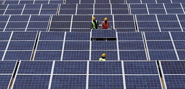 AB, Çin'in güneşini ek vergiyle kesecek