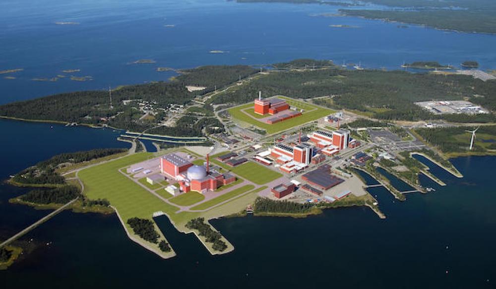 Finlandiya'dan son 40 yılın ilk nükleer işletme lisansı