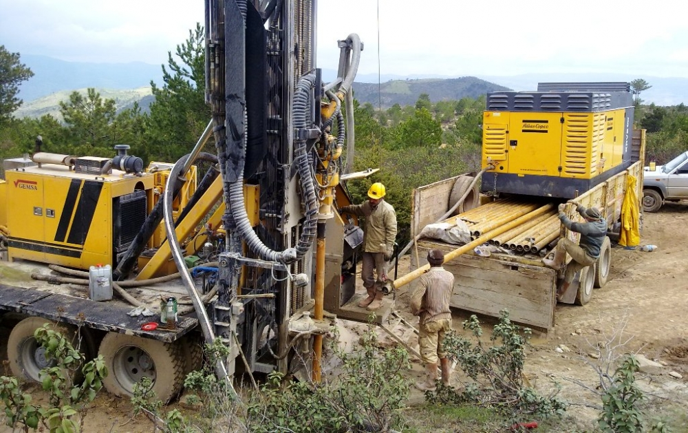 417 maden sahası için ihale süreci başladı