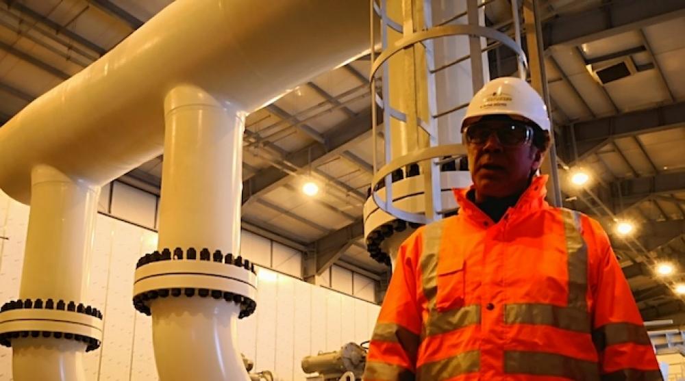 Düzyol: TANAP'tan Avrupa'ya 1 Temmuz itibariyle gaz akabilecek