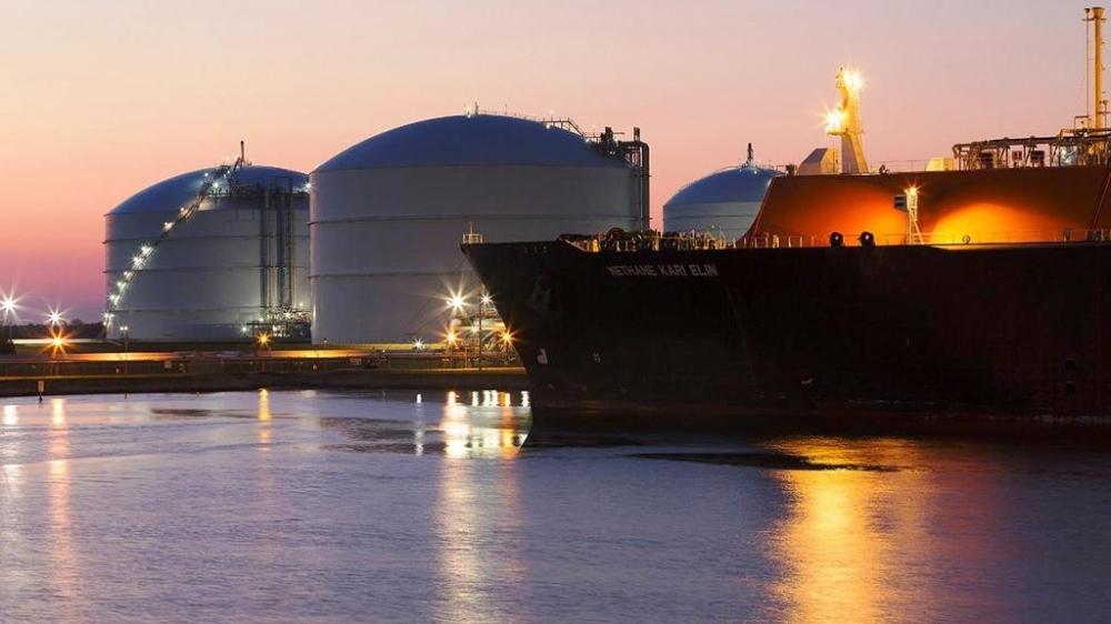 AB'nin ABD'den LNG ithalatı %181 arttı