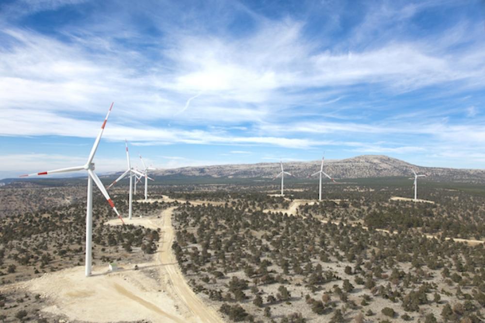 Akfen Kocalar RES'te elektrik üretimine başladı