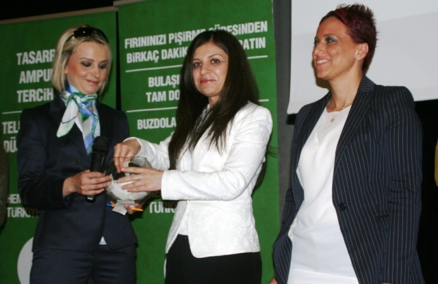 """Trabzon'un enerjisi, """"Enerji Hanım"""" ile buluştu"""
