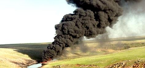 Boru tamir edildi, Batman`dan Dörtyol`a petrol akışı başladı