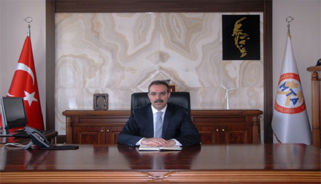 MTA Genel Müdürü Cengiz Erdem görevden alındı
