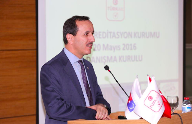 Sanayi ve Verimlilik Genel Müdürü İbrahim Çetin