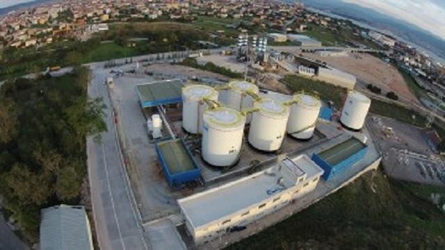 Opet'in Marmaraereğlisi Depolama tarifesi yenilendi