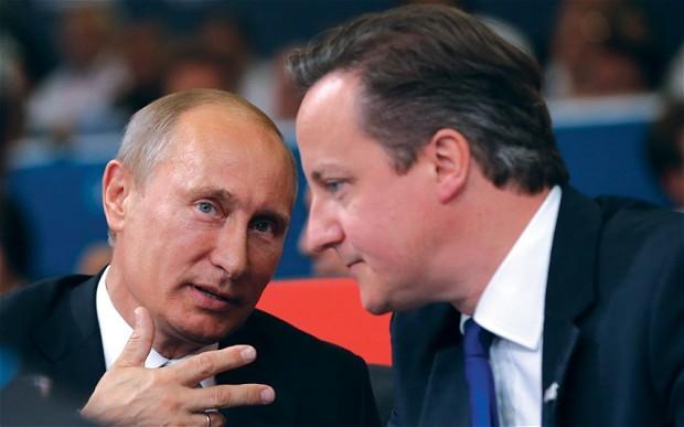 Rusya ve İngiltere enerjide işbirliği yapacak