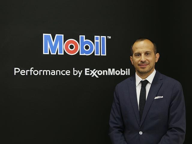ExxonMobil'in rüzgar türbinleri için ürettiği yağ sertifika aldı