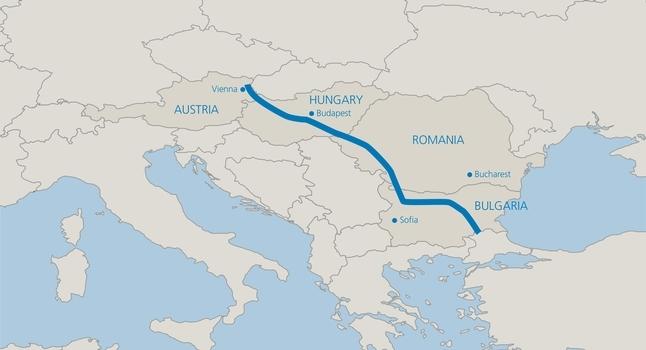 Avrupa ülkelerinin Nabucco-TAP rekabeti