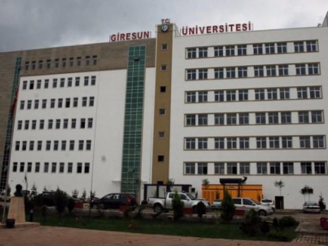 Giresun Üniversitesi elektrik uzmanı hoca arıyor