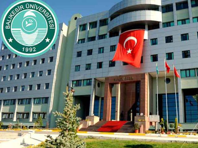 Balıkesir Üniversitesi elektrik doçenti arıyor