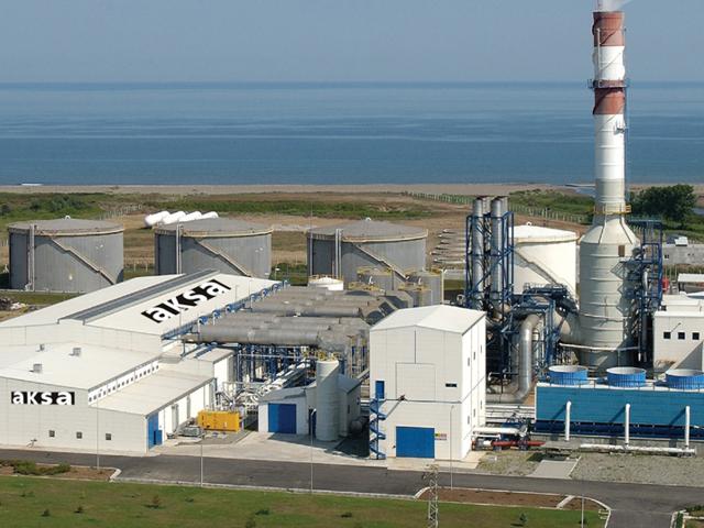 Aksa Enerji ilk çeyrekte 207,5 milyon lira net kar elde etti