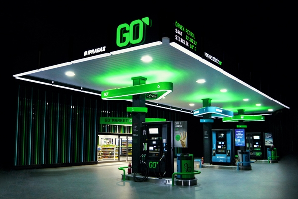 İlk GO istasyonu bugün Konya'da açılıyor