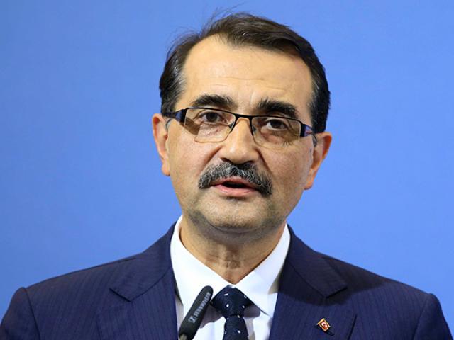 Bakan Dönmez'den petrol ve doğalgaz aramaya davet