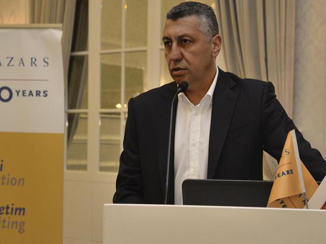 Ümit Nuri Yıldız Alarko Holding Genel Müdürü oldu