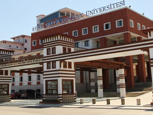Recep Tayyip Erdoğan Üniversitesi enerji uzmanı hoca alacak