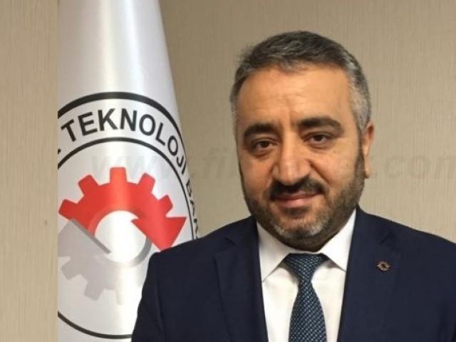 Sanayi Bakanlığı Destek Hizmetleri Daire Başkanı Ali Uygun oldu