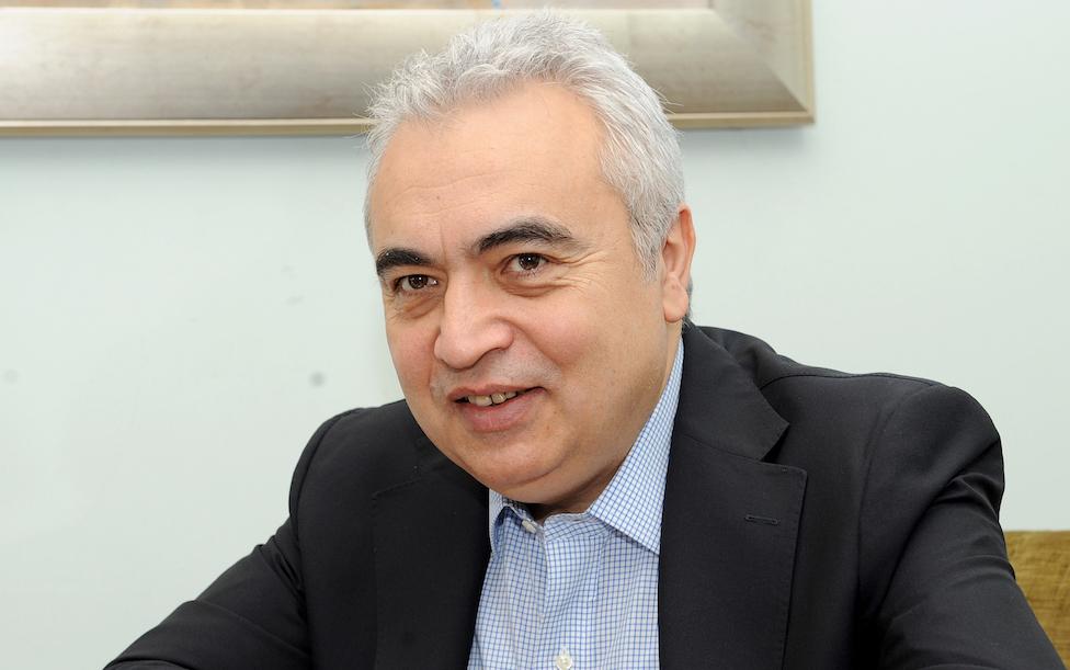 Birol: Petrol ve gaz üreticileri ekonomilerini çeşitlendirmeli