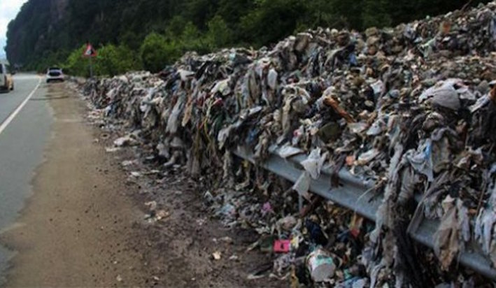 Elektrik üretmek için çöp ithal edilemeyecek