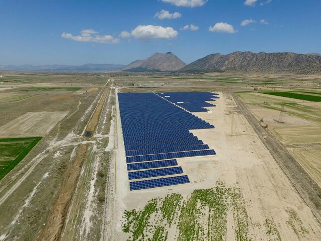 Lisanslı GES'ler 2018'de 122 milyon kWh üretti