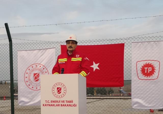 İstanbul'da 3 doğalgaz kuyusu ateşlendi