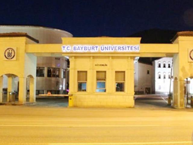 Bayburt Üniversitesi enerji uzmanı öğretim görevlisi arıyor