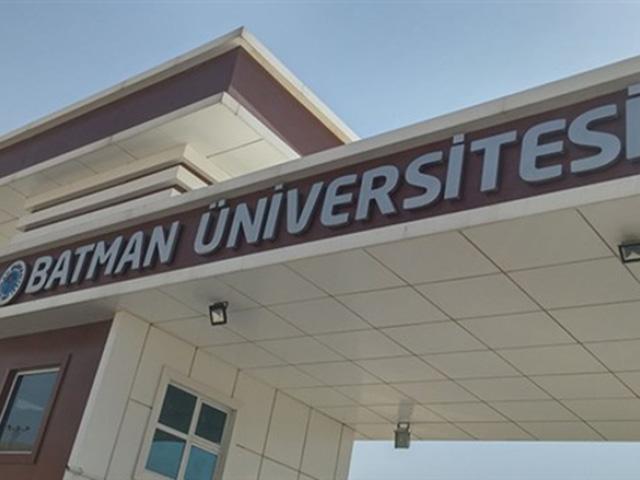 Batman Üniversitesi enerji uzmanı 7 hoca alacak