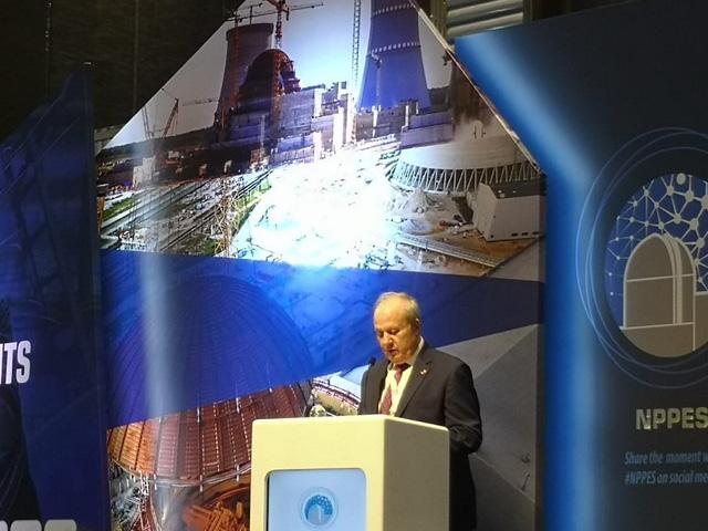 Özdebir: Türk sanayicisi NGS'ler için malzeme tedarikinde rol alabilir