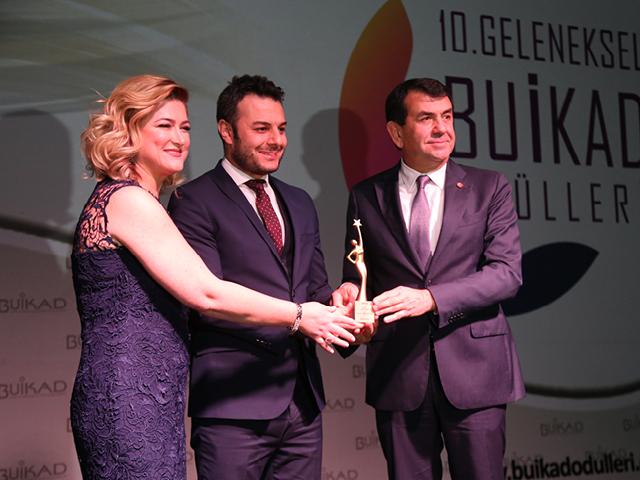 Başarılı Kadın Jüri Özel Ödülü UEDAŞ'a verildi