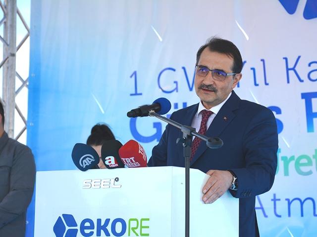 EkoRE AŞ Niğde'de güneş paneli üretim tesisi kuruyor