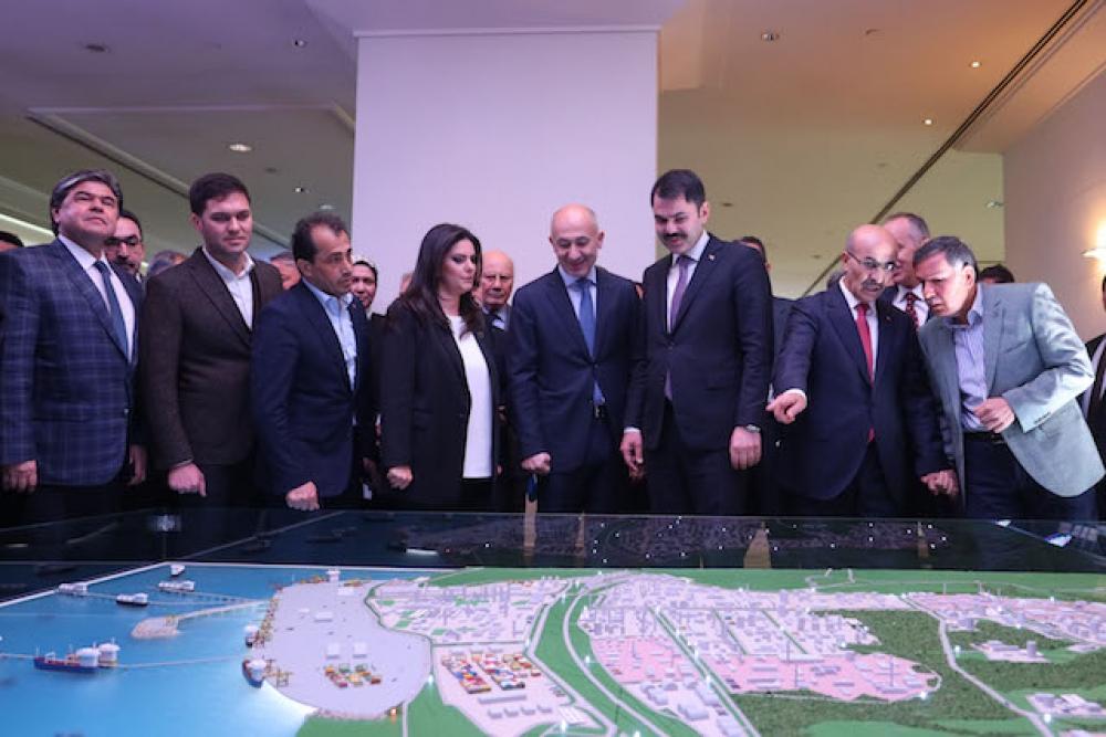 Ceyhan Petrokimya Endüstri Bölgesi kurma çalışmaları başlıyor
