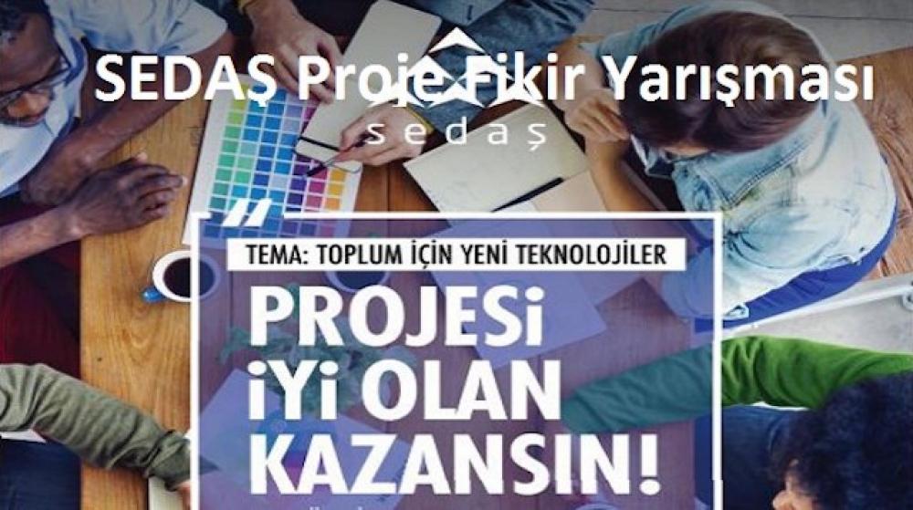 SEDAŞ'ın Proje Fikri Yarışması başvuruları uzatıldı