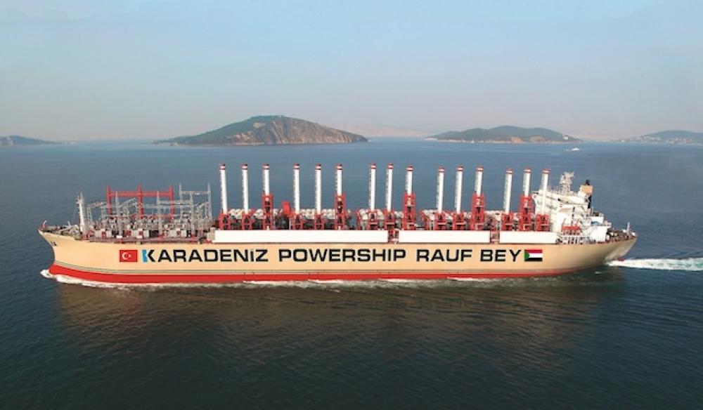 Karadeniz Holding Japon MOL işbirliğiyle LNG ile elektrik üretecek