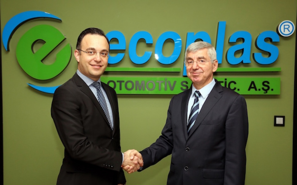 Elektrikli ve hibrit araçlarda Ecoplas ve Eatron işbirliği