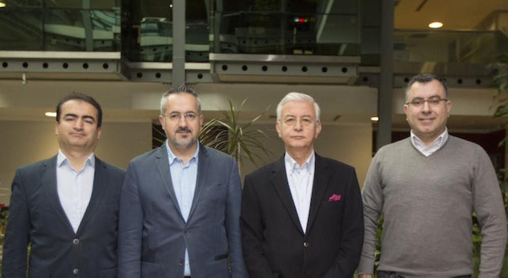 Kadir Has Üniversitesi AB enerji projesine dahil oldu