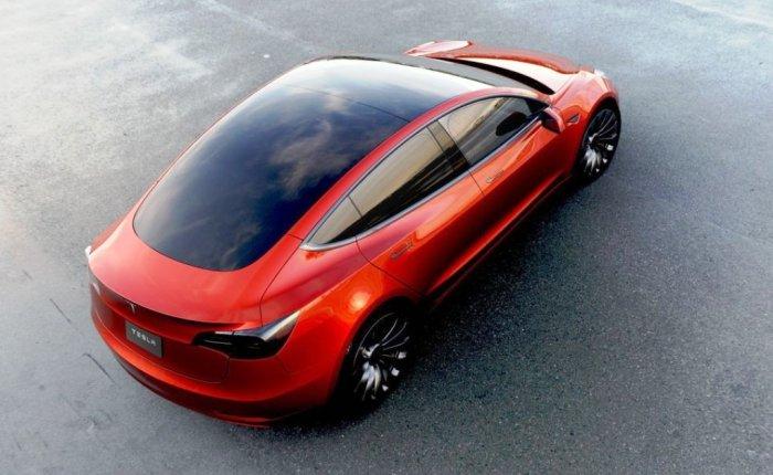 Tesla ilk çeyrekte 77 bin 100 araç üretti