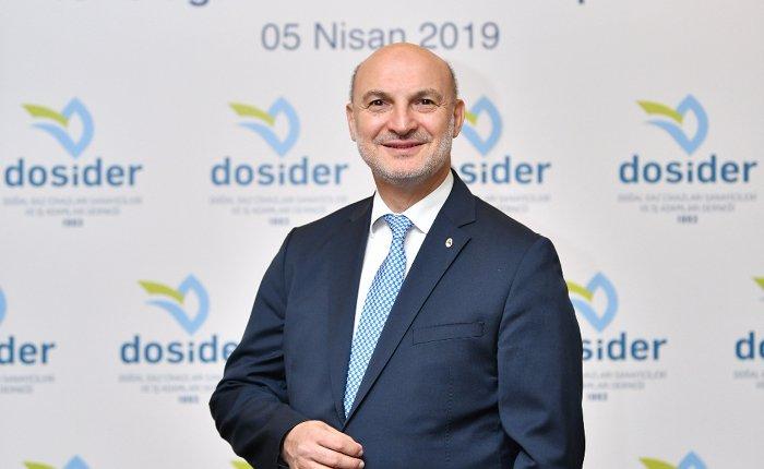 Ömer Cihad Vardan 4. kez DOSİDER Başkanı oldu