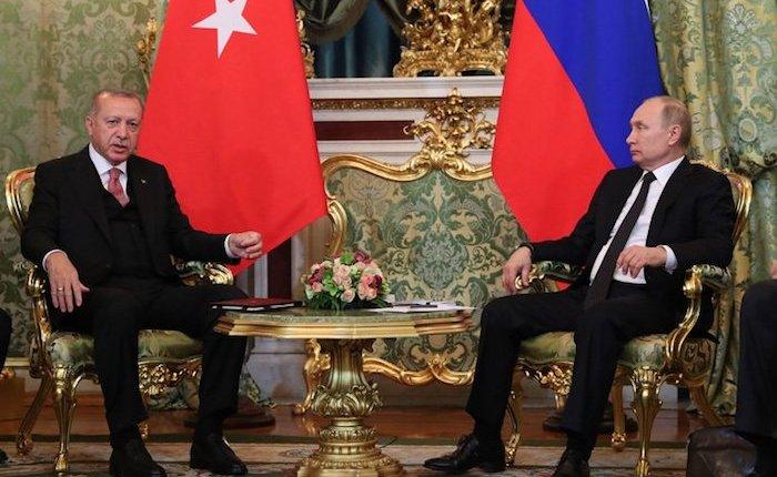 Erdoğan: Rusya ile ticarette hedef 100 milyar dolar