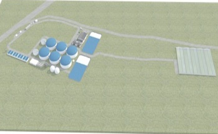 Anka Kırşehir entegre biyogaz tesisinin yapımına başlayacak