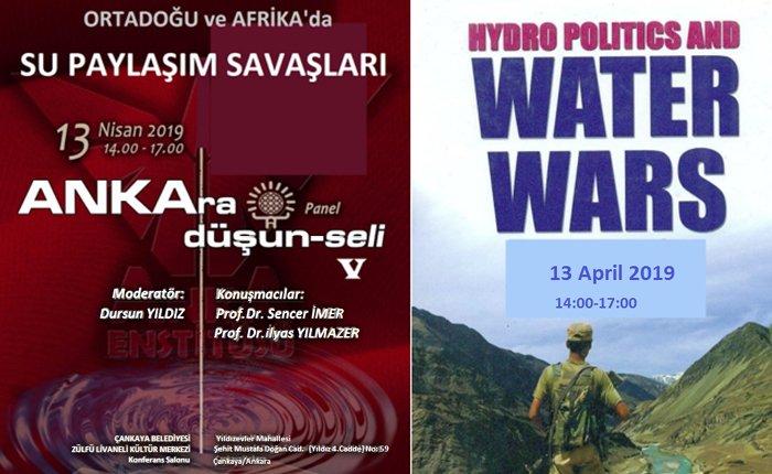 Ortadoğu ve Afrika'da su savaşları