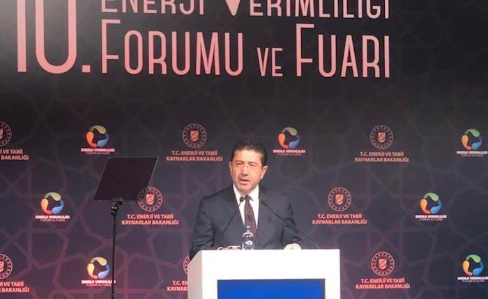 Kalsın: Türkiye %40 enerji verimliliği potansiyeline sahip
