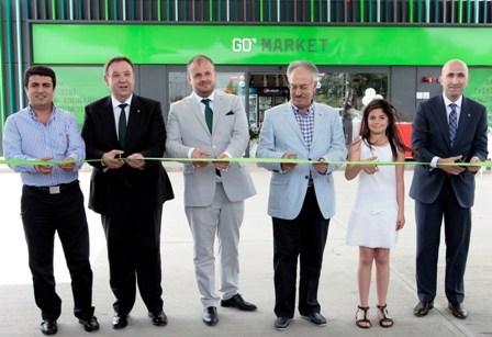 İkinci GO istasyonu, İzmir`de açıldı