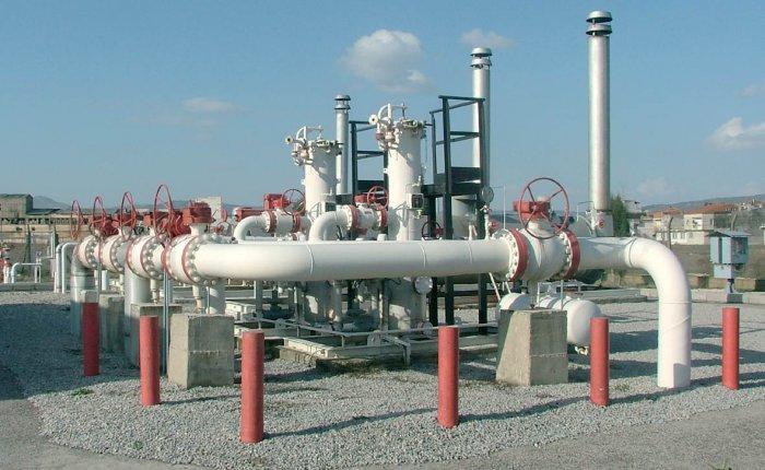 Almanya'nın Şubat'ta doğalgaz ithalatı arttı